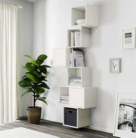 Ikea Mensole Libreria Libreria Con Mensole Ikea