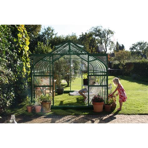 serre de jardin supreme verre tremp 233 11 4m 178 halls plantes et jardins