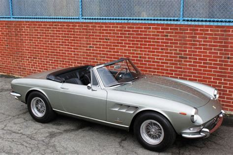 More than anything the 275 gts resembled the 250 gt cabriolet it replaced, with open headlights compared to the gtb's characteristic covered lights. 1965 Ferrari 275 GTS is listed Sold on ClassicDigest in Emeryville by Fantasy Junction for ...
