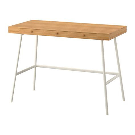 top office bureau lillåsen desk ikea