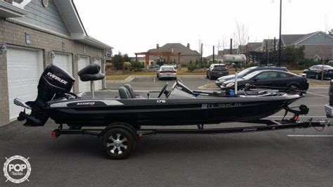 Stratos Boats For Sale In Arkansas by 2013 Used Stratos 176 Vlo Bass Boat For Sale 19 500