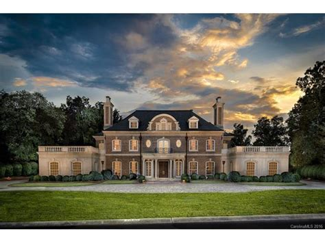 Country Club Homes In Charlotte, Nc Area