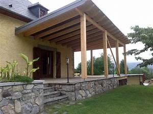 Fermer Une Terrasse Couverte : terrasse couverte sur pilotis nos conseils ~ Melissatoandfro.com Idées de Décoration