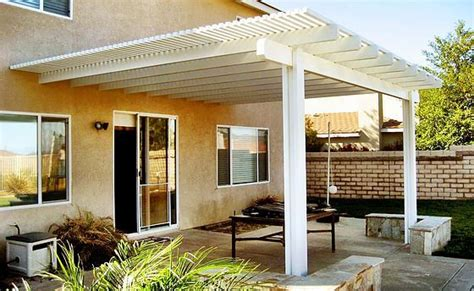 types of patio covers lattice patio cover solid patio
