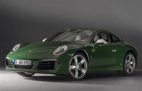 Porsche 911: One-Millionth Car Rolls Out; It's An Irish ...