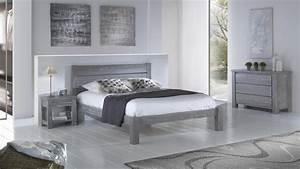 Chambre pont avec lit deux places de 140 cm ambiance for Chambre bébé design avec parfum fleur du mal
