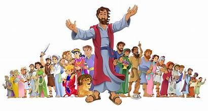 Bible Characters Cartoon Character Jesus Clipart Cartoons