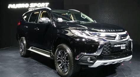 Toyota Rockford by Ini Harga Pajero Sport Edisi Terbatas Dan New Triton 2018