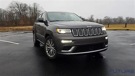 jeep grand cherokee summit review future motoring