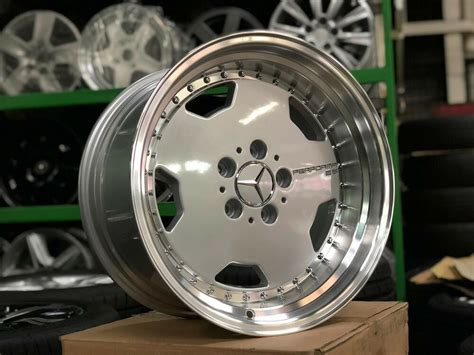 In addition to parts whose available stocks have run out and require to be replenished. New 17 inch Staggered OZ Aero Classic Design Wheel (Set of 4) Mercedes Silver | eBay