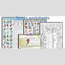 Sports Worksheets