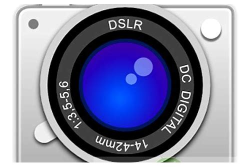 download dslr camera pro android