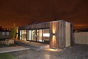 Container Zum Wohnen : family container home donated for the homeless ~ Eleganceandgraceweddings.com Haus und Dekorationen