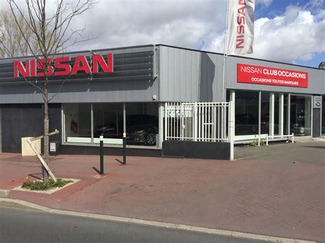 Présentation De La Société  Neubauer Distributeur Nissan