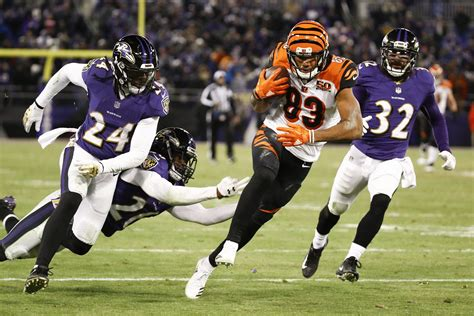 Ravens Eliminated From Playoffs After Bengals Score On 4th