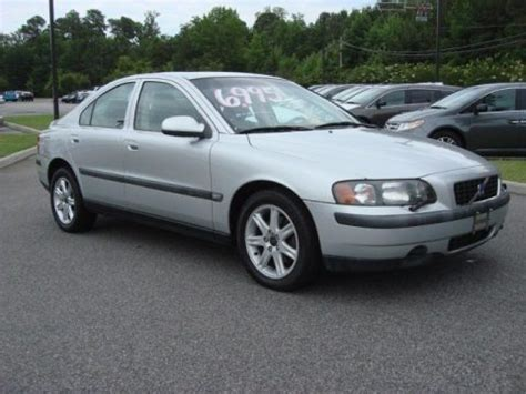 Volvo S60 2 4t by 2002 Volvo S60 2 4t Data Info And Specs Gtcarlot