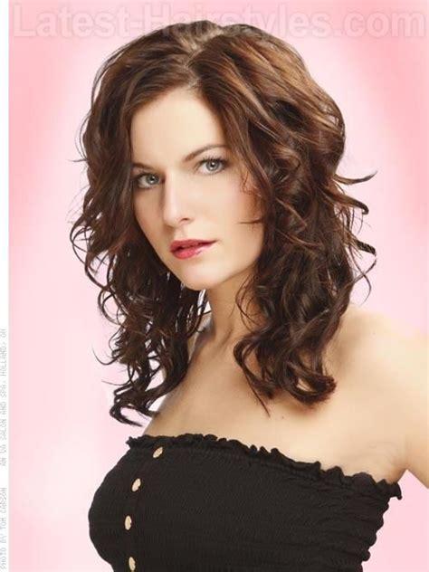 150 best medium length curly hair images on pinterest