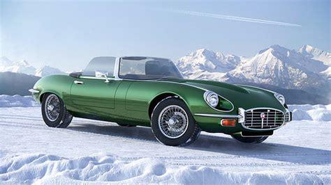 3d Jaguar E-type