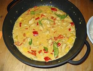 Hähnchen Curry Low Carb : h hnchen in kokosmilch von kirsch kokos ~ Buech-reservation.com Haus und Dekorationen