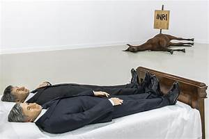 Maurizio Cattelan at Centre for Contemporary Art ...