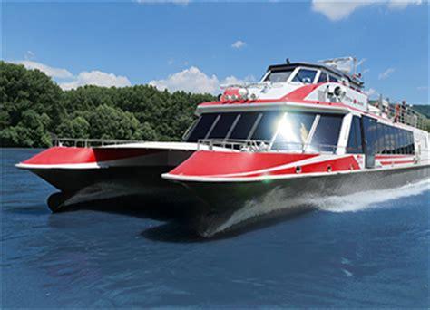 Speedboot Wien Budapest by Twin City Liner Wien Bis Bratislava