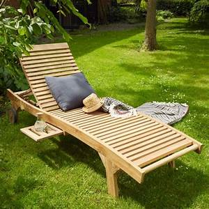 Bain De Soleil En Bois : bain de soleil en bois de teck midland bois dessus bois dessous ~ Teatrodelosmanantiales.com Idées de Décoration