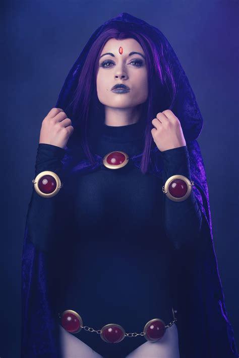 Teen Titans Raven Cosplay Full Movie