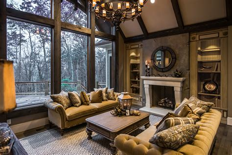 interior design model homes pictures the cliffs at mountain park model home habersham home
