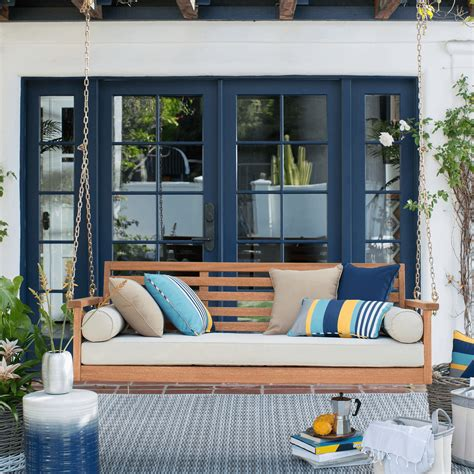 Porch Swing Bed Cushions by Porch Swing Bed Cushions
