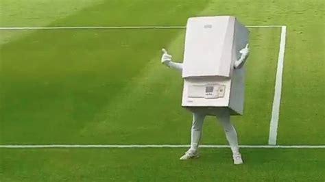 West Brom Mascot