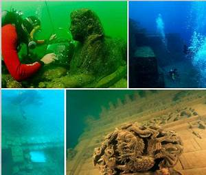 Top 10 lost underwater cities of the ancient world – Top ...