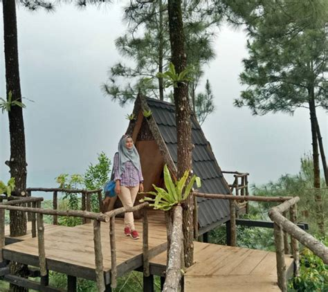 foto pabangbon leuwiliang wisata rumah pohon