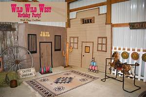Stick Pony Creations: Wild Wild West Party - Our Cowgirl's