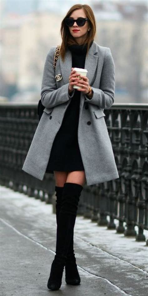 Casual Winter Outfits Ideas For Work 2018 27 - Trendwear4you.com