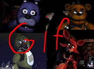 Pics For > Marionette Fnaf Jumpscare