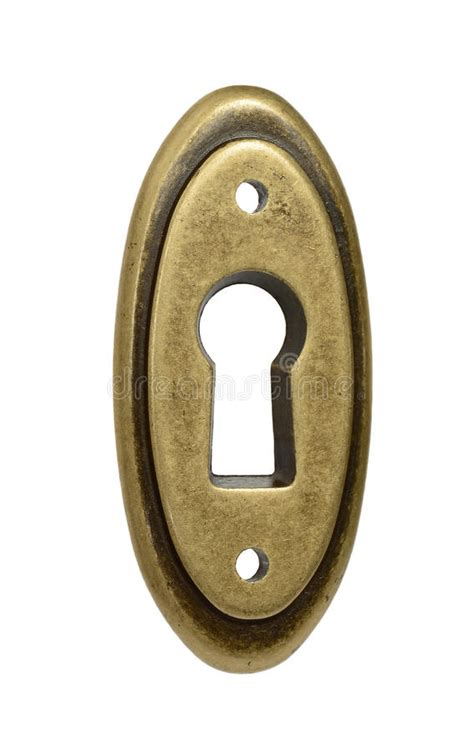 keyhole stock image image  mystery security front