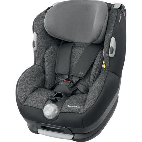 housse siege auto opal siège auto opal triangle black groupe 0 1 de bebe