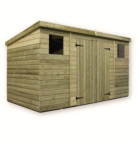 Tongue And Groove Boards For Sheds by Wooden Garden Shed 10x8 12x8 14x8 Pressure Treated Tongue
