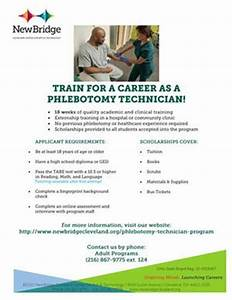 adult education exciting new programs With certified phlebotomy technician