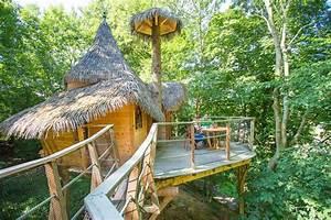 nuit insolite et romantique picardie cabane dans les With camping baie de somme piscine couverte 13 cabane dans les arbres 5 pers avec piscine en baie de somme