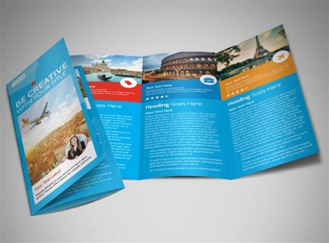 Awesome Brochure Templates Costumepartyrun