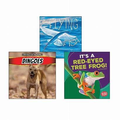 Interest Animals Variety Literacy Steps Weird Wild