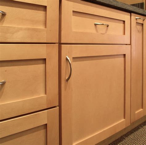 unfinished wood shaker cabinets sonoma natural maple shaker style door features a 5