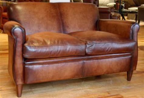 canapé cuir anglais canape 2 places fauteuil assorti maison design modanes com