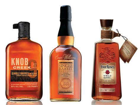 Beyond Small Batch Single Barrel Whiskeys  Serious Eats