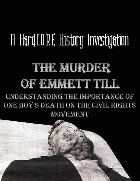 Of, emmett, till - akordy a text