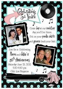 50th wedding anniversary invitations wedding anniversary With print your own 50th wedding anniversary invitations