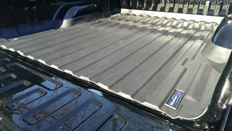 Weathertech Bed Liner by Weathertech Techliner Custom Tailgate Liner Black