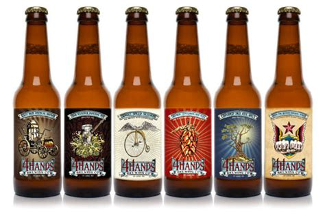 Favorite Beer Label Designs At Matchbox Design Group