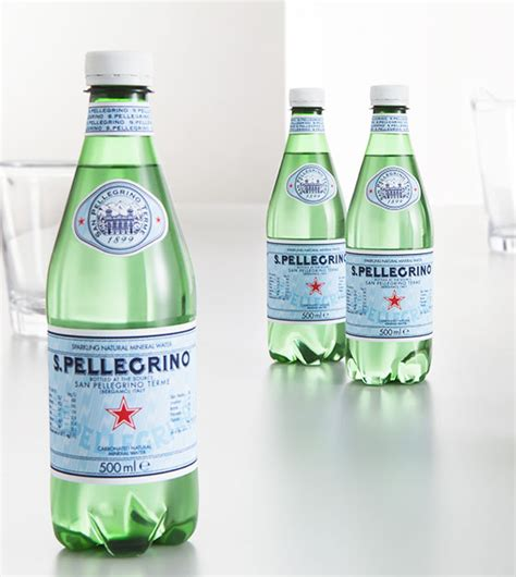but cuisine signature s pellegrino sparkling water the water